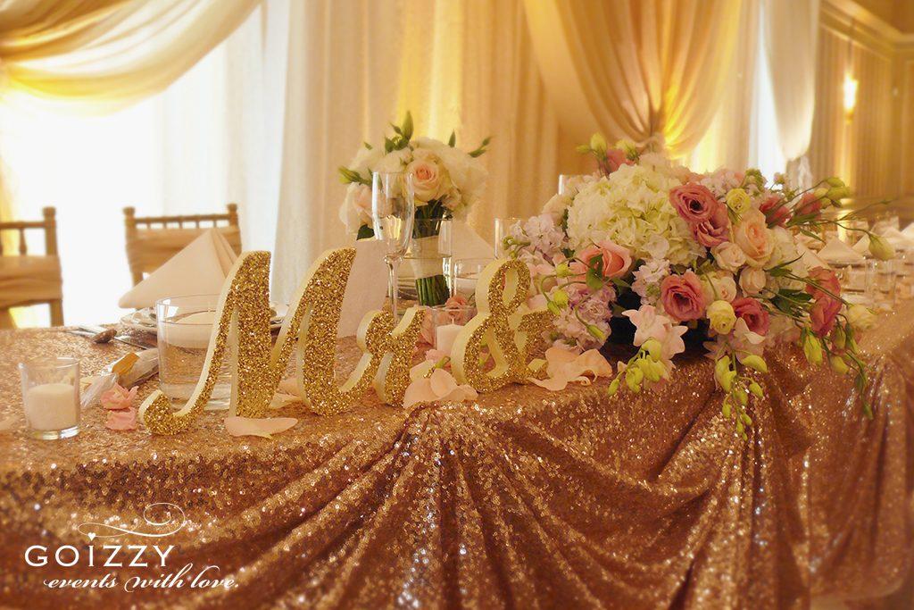 Jordan & Michal's Palazzo Wedding